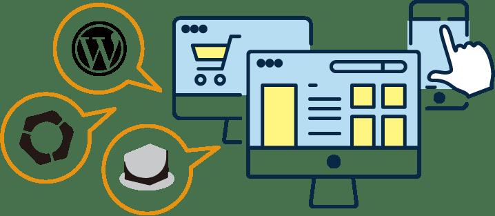CMSツールの特徴
